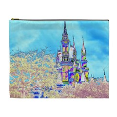Castle for a Princess Cosmetic Bag (XL)