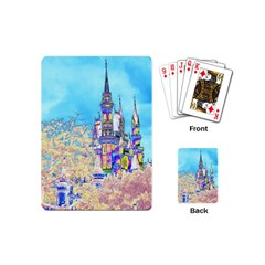 Castle for a Princess Playing Cards (Mini)