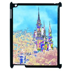Castle For A Princess Apple Ipad 2 Case (black)