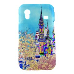 Castle for a Princess Samsung Galaxy Ace S5830 Hardshell Case