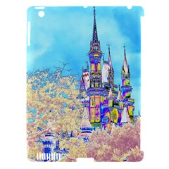 Castle for a Princess Apple iPad 3/4 Hardshell Case (Compatible with Smart Cover)