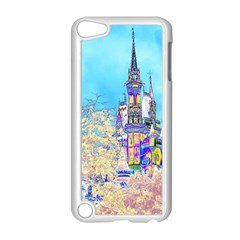 Castle For A Princess Apple Ipod Touch 5 Case (white)