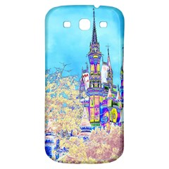 Castle For A Princess Samsung Galaxy S3 S Iii Classic Hardshell Back Case