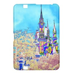 Castle For A Princess Kindle Fire Hd 8 9  Hardshell Case