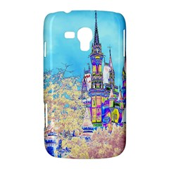 Castle for a Princess Samsung Galaxy Duos I8262 Hardshell Case