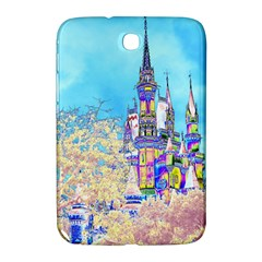 Castle for a Princess Samsung Galaxy Note 8.0 N5100 Hardshell Case