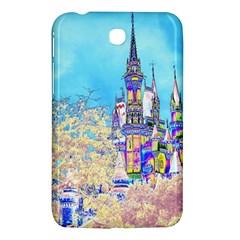 Castle for a Princess Samsung Galaxy Tab 3 (7 ) P3200 Hardshell Case