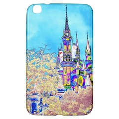 Castle for a Princess Samsung Galaxy Tab 3 (8 ) T3100 Hardshell Case