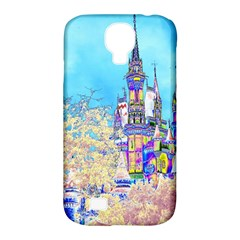 Castle For A Princess Samsung Galaxy S4 Classic Hardshell Case (pc+silicone)