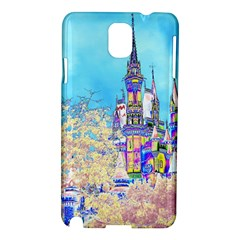 Castle for a Princess Samsung Galaxy Note 3 N9005 Hardshell Case