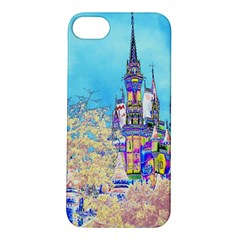 Castle For A Princess Apple Iphone 5s Hardshell Case