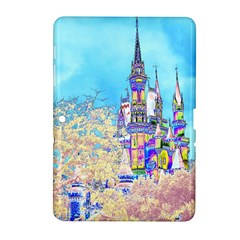 Castle for a Princess Samsung Galaxy Tab 2 (10.1 ) P5100 Hardshell Case