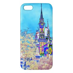 Castle For A Princess Iphone 5s Premium Hardshell Case