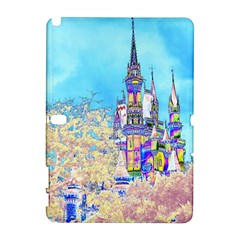 Castle for a Princess Samsung Galaxy Note 10.1 (P600) Hardshell Case
