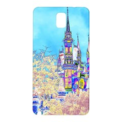 Castle for a Princess Samsung Galaxy Note 3 N9005 Hardshell Back Case