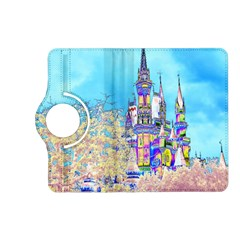 Castle for a Princess Kindle Fire HD 7  (2nd Gen) Flip 360 Case