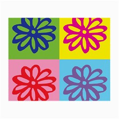 Flower Glasses Cloth (small)