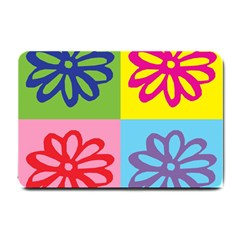 Flower Small Door Mat