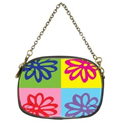 Flower Chain Purse (Two Sided)