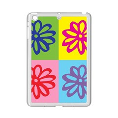 Flower Apple Ipad Mini 2 Case (white)
