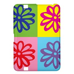Flower Kindle Fire Hd 8 9  Hardshell Case