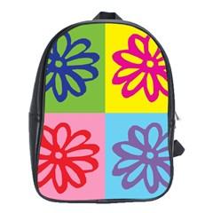 Flower School Bag (XL)