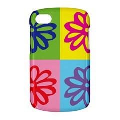 Flower BlackBerry Q10 Hardshell Case