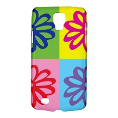 Flower Samsung Galaxy S4 Active (I9295) Hardshell Case