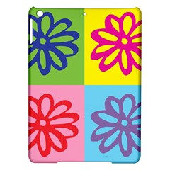 Flower Apple iPad Air Hardshell Case