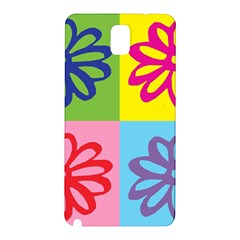 Flower Samsung Galaxy Note 3 N9005 Hardshell Back Case