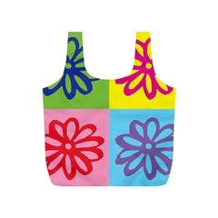 Flower Reusable Bag (S)
