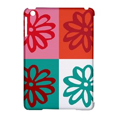 Flower Apple Ipad Mini Hardshell Case (compatible With Smart Cover)