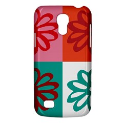 Flower Samsung Galaxy S4 Mini (gt I9190) Hardshell Case