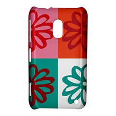 Flower Nokia Lumia 620 Hardshell Case