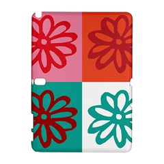 Flower Samsung Galaxy Note 10 1 (p600) Hardshell Case