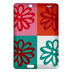 Flower Kindle Fire HD 7  (2nd Gen) Hardshell Case