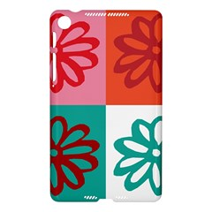 Flower Google Nexus 7 (2013) Hardshell Case