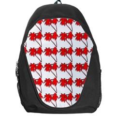 Palm Tree Pattern Vivd 3d Look Backpack Bag
