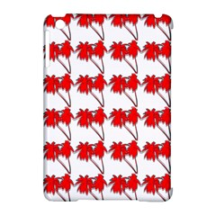 Palm Tree Pattern Vivd 3d Look Apple iPad Mini Hardshell Case (Compatible with Smart Cover)