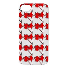 Palm Tree Pattern Vivd 3d Look Apple iPhone 5S Hardshell Case