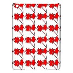 Palm Tree Pattern Vivd 3d Look Apple iPad Air Hardshell Case