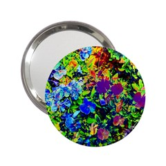 The Neon Garden Handbag Mirror (2.25 )