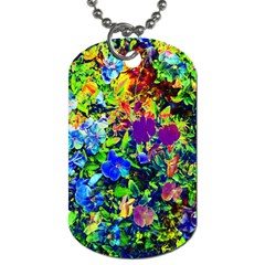 The Neon Garden Dog Tag (One Sided)