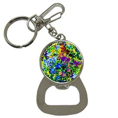 The Neon Garden Bottle Opener Key Chain