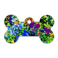 The Neon Garden Dog Tag Bone (Two Sided)
