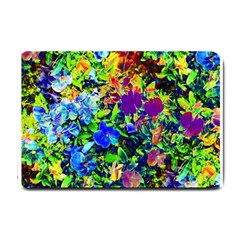 The Neon Garden Small Door Mat