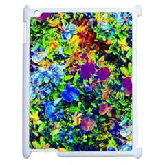 The Neon Garden Apple iPad 2 Case (White)