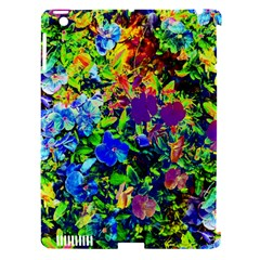 The Neon Garden Apple Ipad 3/4 Hardshell Case (compatible With Smart Cover)