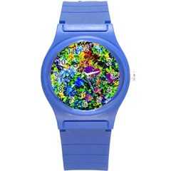 The Neon Garden Plastic Sport Watch (Small)