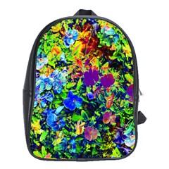 The Neon Garden School Bag (xl)